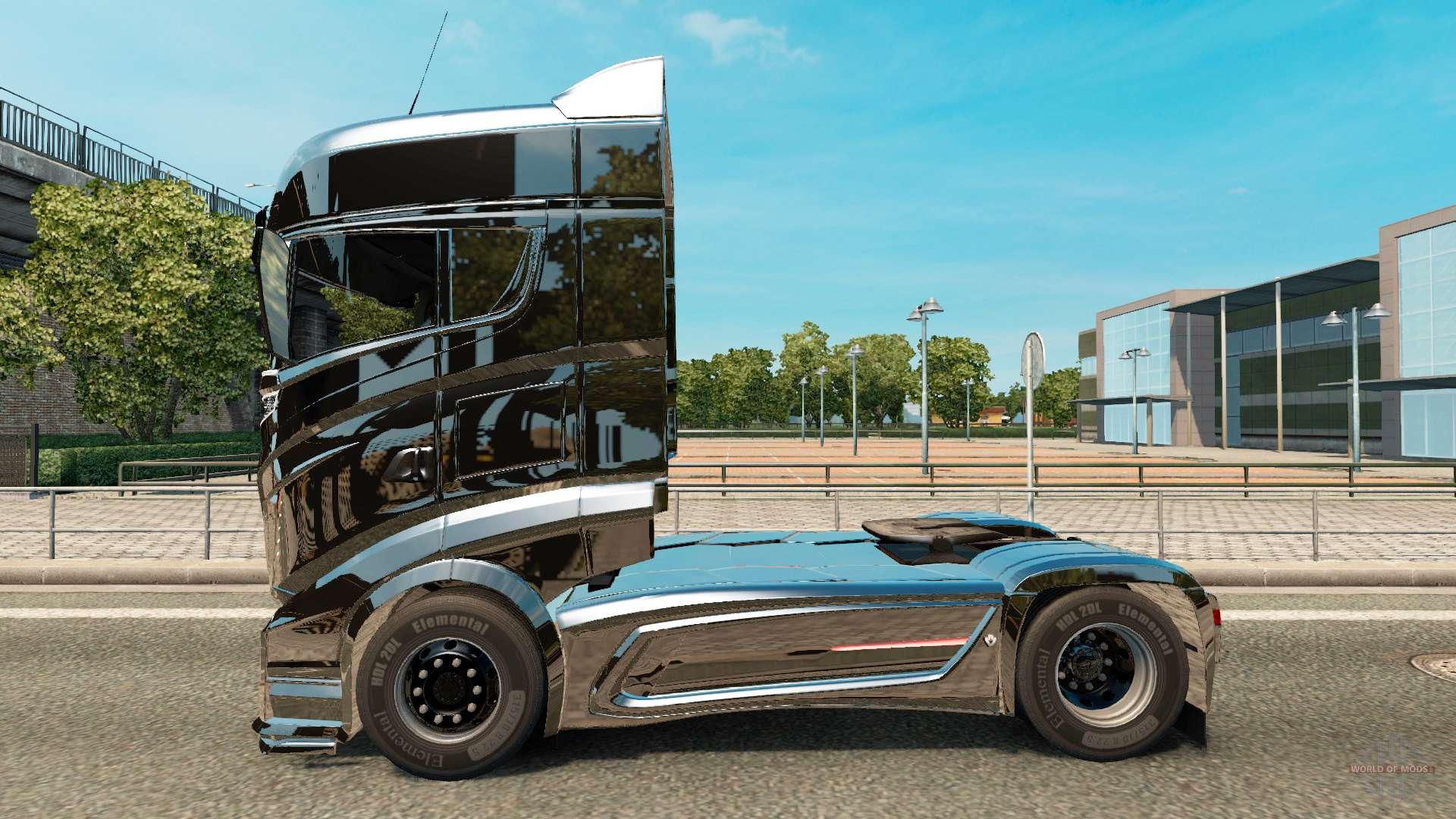 scania r1000 concept v4 0 for euro truck simulator 2. Black Bedroom Furniture Sets. Home Design Ideas
