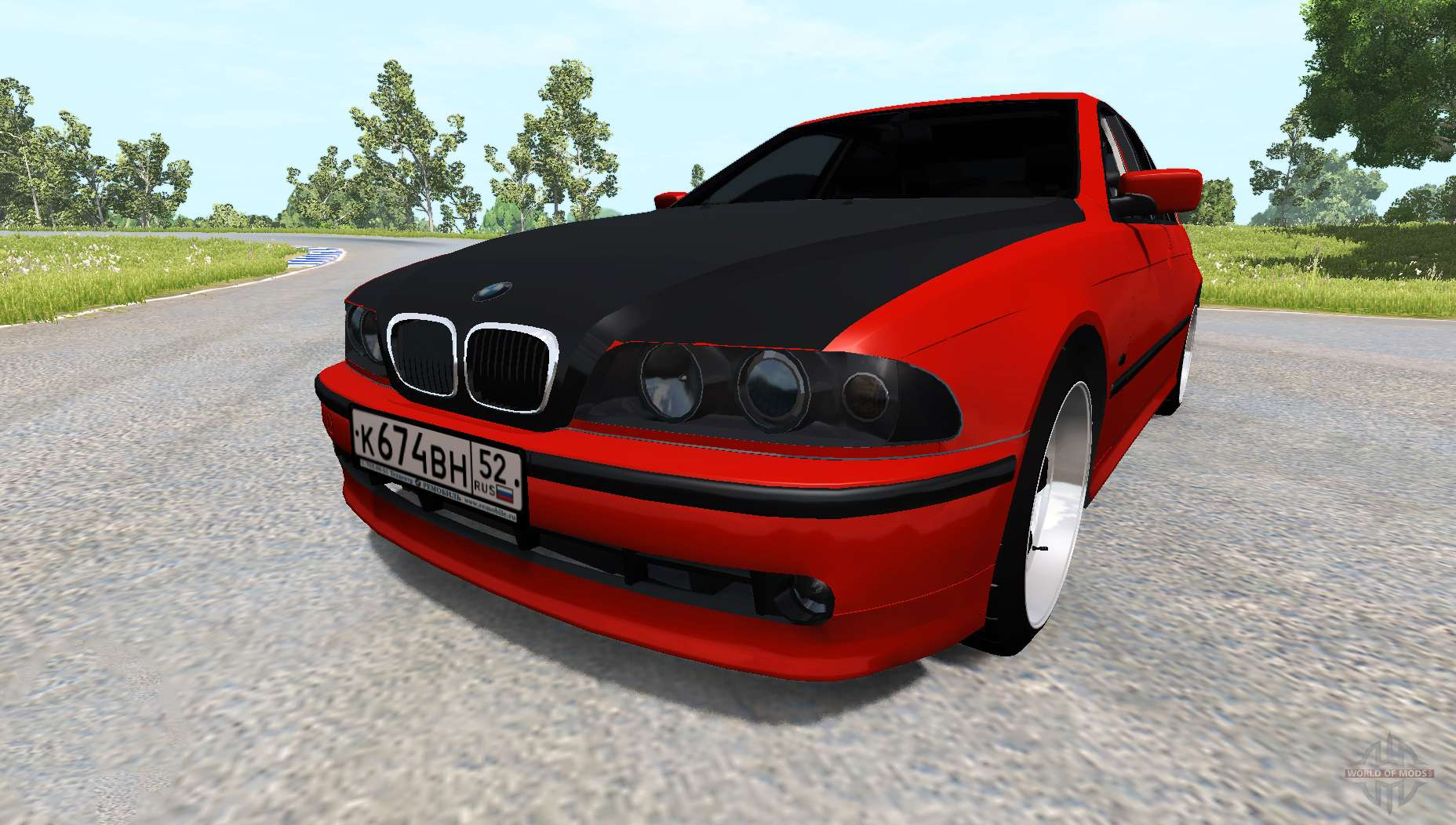 BMW 525i Drift for BeamNG Drive