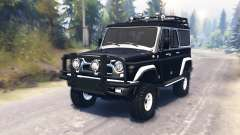UAZ-3159 for Spin Tires