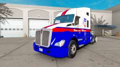 Powerhouse Transport skin for Kenworth tractor for American Truck Simulator