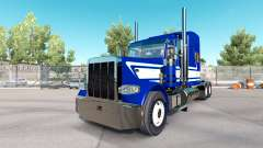Skin Jack C Moss Trucking Inc. Peterbilt