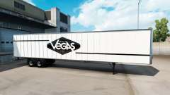 Skin Las Vegas for the semi-trailer for American Truck Simulator