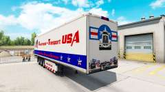 Powerhouse Transport semi-trailer USA