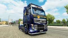 Wiking Transport skin for Volvo truck