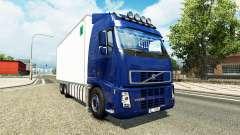 Volvo FH tandem