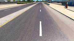 Improved road markings