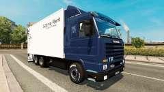 Скин Scania Rent на Scania 143M BDF