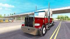 The Revolution skin for the truck Peterbilt 389