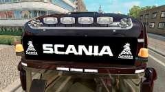 Lightbar Scania