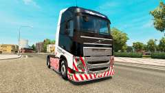 Schwerlast Transport skin for Volvo truck