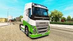 EAcres skin v1.1 tractor Volvo