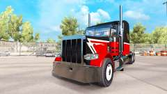Skin Big&Little for the truck Peterbilt 389