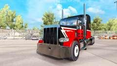 Skin Big&Little for the truck Peterbilt 389