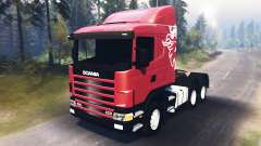 Scania R420 [03.03.16] for Spin Tires