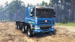 Tatra Phoenix T 158 8x8 [03.03.16] for Spin Tires
