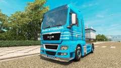 Skin Detten Johann Dorfer v1.1 for the tractor M
