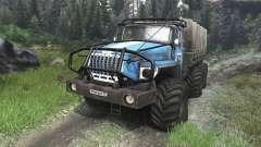 Ural-4320-10 [03.03.16] for Spin Tires
