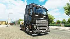 Skin Battlefield 4 v2.0 for Volvo truck