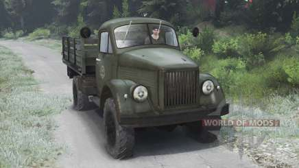 GAZ-63 [03.03.16] for Spin Tires