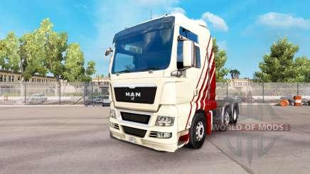 MAN TGX for American Truck Simulator