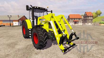 CLAAS Arion 640 FL v2.0 for Farming Simulator 2013