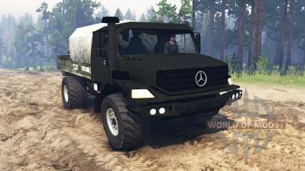 Mercedes-Benz Zetros 2733 [update] for Spin Tires