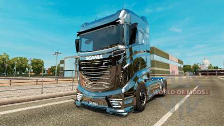Scania R1000 Concept v4.0 for Euro Truck Simulator 2