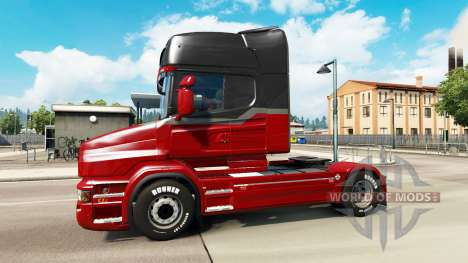 Scania T for Euro Truck Simulator 2