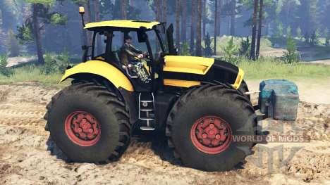 Deutz-Fahr Agrotron X 720 for Spin Tires
