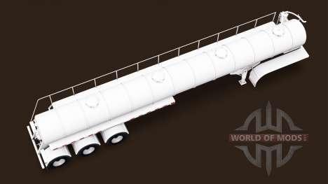 The trailer Durahaul v2.0 for American Truck Simulator