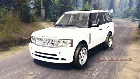 Range Rover Sport v2.0 for Spin Tires