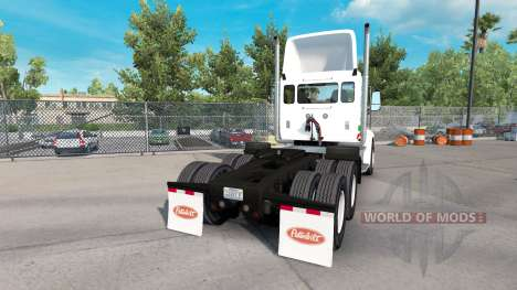 Consildated skin for the truck Peterbilt 579 Day for American Truck Simulator