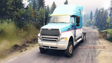 Sterling 9500 for Spin Tires