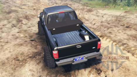 Ford Ranger 2005 for Spin Tires