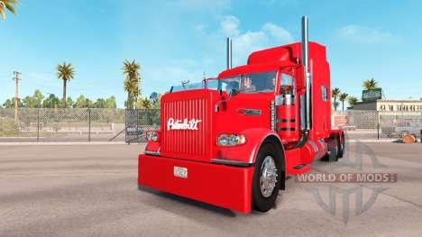 Peterbilt 389 v1.12 for American Truck Simulator