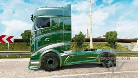 Scania R1000 Concept v4.1 for Euro Truck Simulator 2
