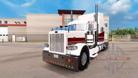 West Coast skin for the truck Peterbilt 389 for American Truck Simulator