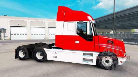 Iveco Strator for American Truck Simulator