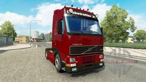 Volvo FH12 420 for Euro Truck Simulator 2