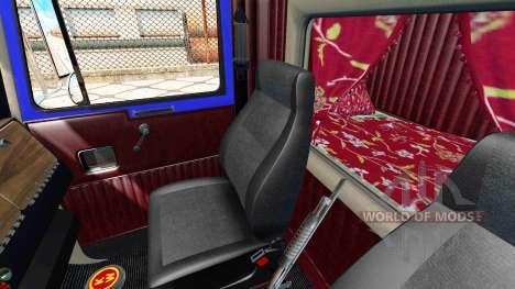 Kenworth W900A for Euro Truck Simulator 2