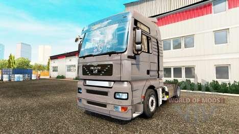 MAN TGA 18.440 for Euro Truck Simulator 2