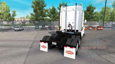 Skin Consildated Freightways for truck Peterbilt for American Truck Simulator