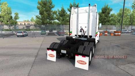 Skin Consildated Freightways for truck Peterbilt for American Truck Simulator