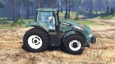 Case IH Magnum CVT 380 for Spin Tires