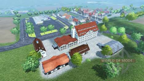 Siekhof v2.0 for Farming Simulator 2013