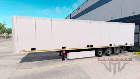 Semi-Trailer Schmitz Cargobull for American Truck Simulator