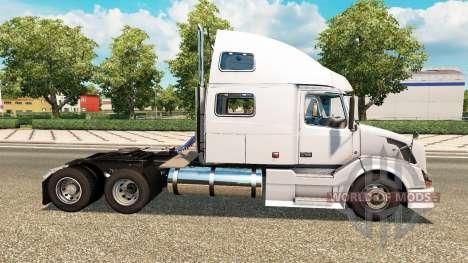 Volvo VNL 780 for Euro Truck Simulator 2