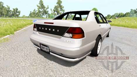Bravado Feroci for BeamNG Drive