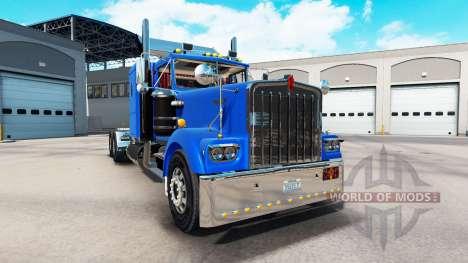 Kenworth W900A [fix] for American Truck Simulator