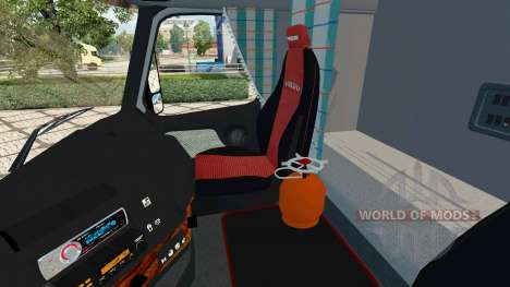 Volvo FH12 420 for Euro Truck Simulator 2